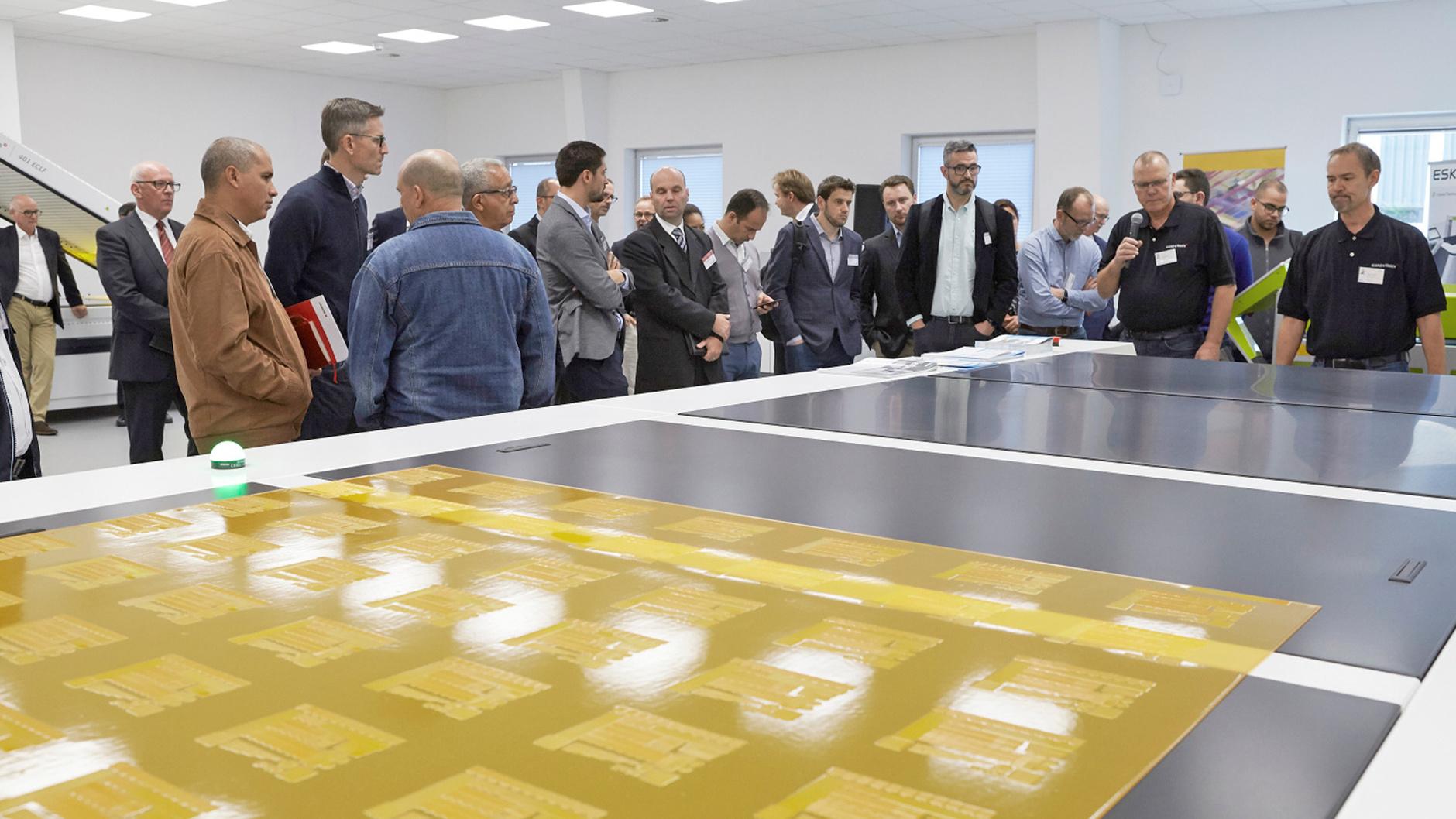 BOBST и партнёры представят комплексный процесс флексографской печати