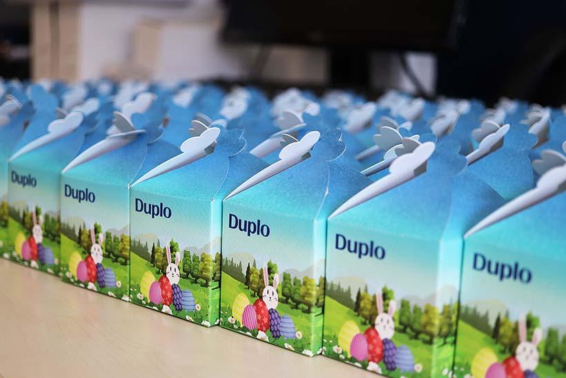 Долгожданная первая установка DUPLO Dusense в России
