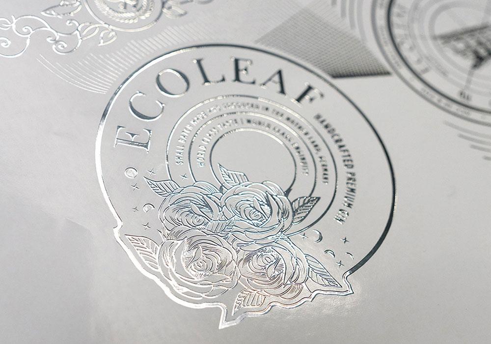 Нано-металлография возвращается на drupa как EcoLeaf