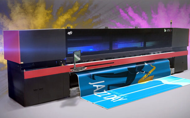 EFI выпустил два новых принтера VUTEk D