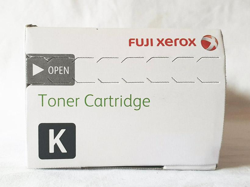 Fuji Xerox разработала клейкий тонер