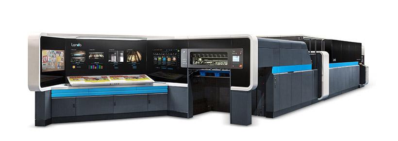 Epson представил УФ принтер SurePress L-6534VW для печати этикетки