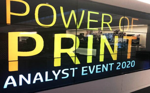 Итоги года и прогнозы в секторе цифровой печати HP