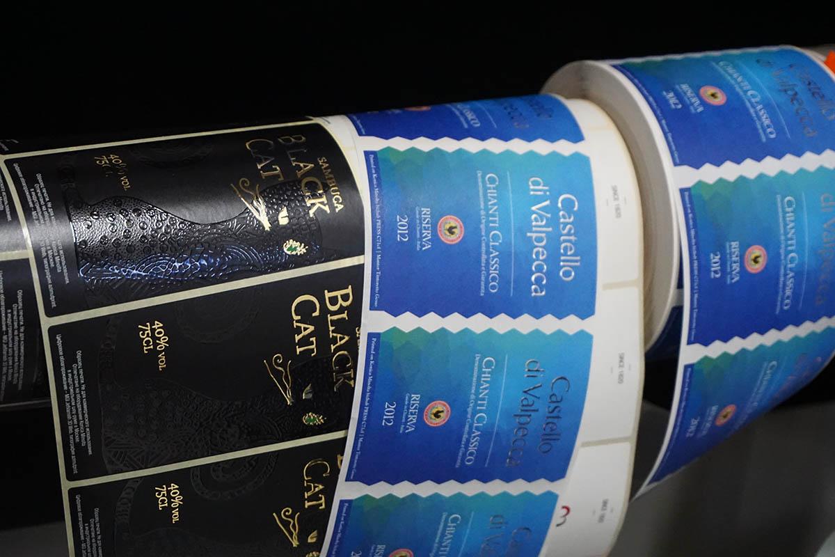 Цифровая этикеточная печать Konica Minolta: инновации в деталях