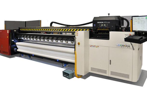 Новый широкоформатный принтер Agfa Oberon