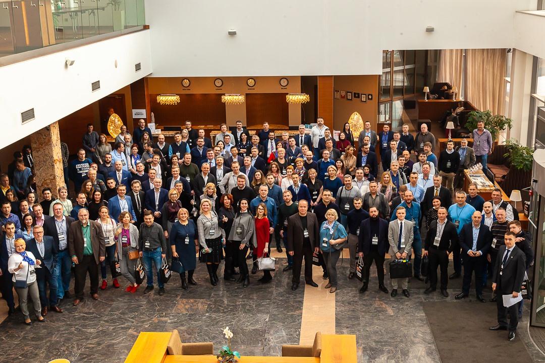 IV Полиграфический форум собрал 250 представителей из 146 типографий из России