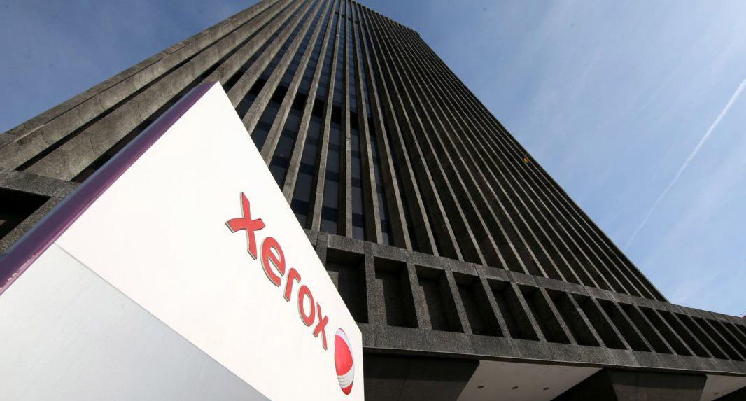 Продажи Xerox продолжили снижаться в 2019 году