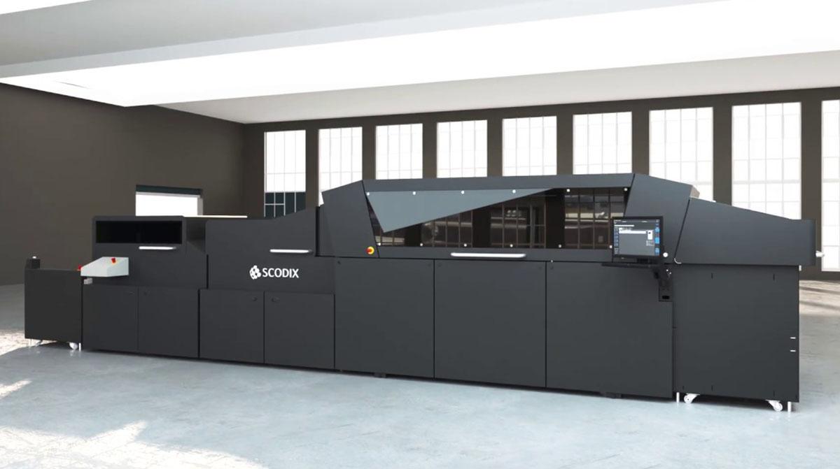 Цифровая отделка Scodix Ultra 202 запущена в