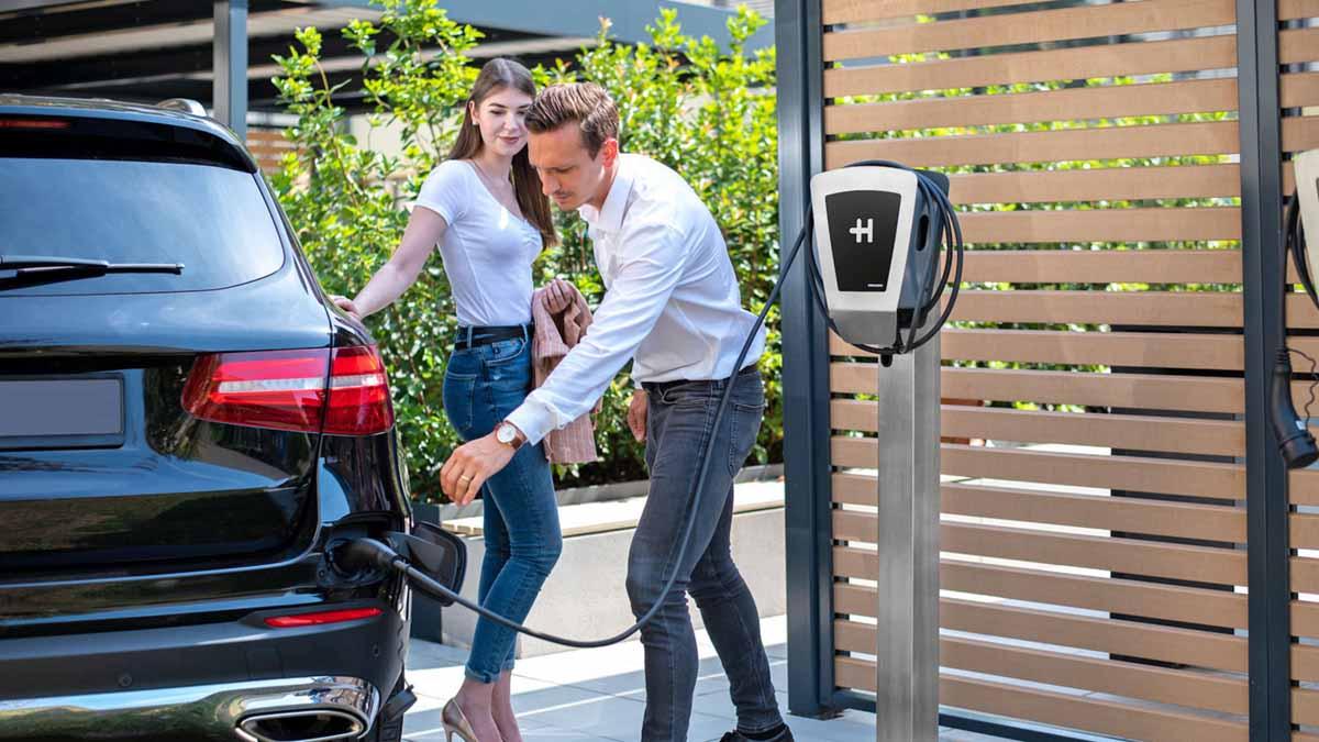 Heidelberg расширяет линейку зарядок для электромобилей