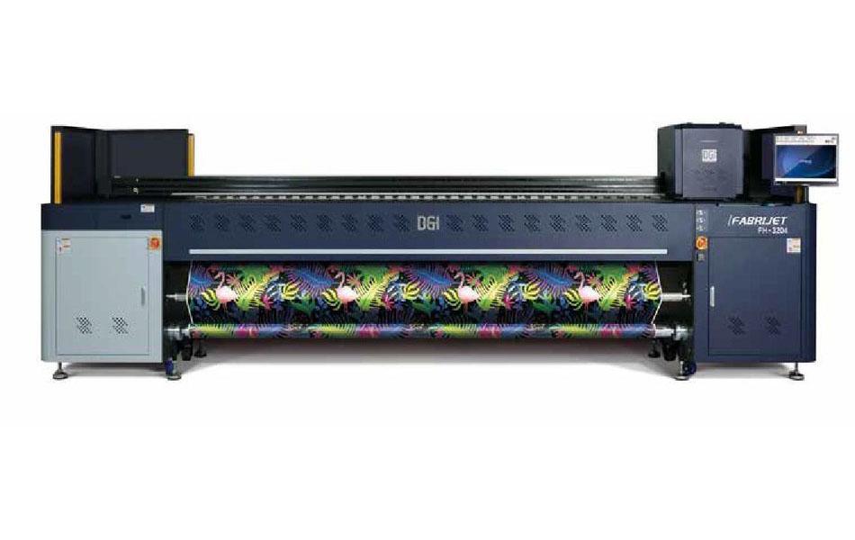 Canon USA будет поставлять текстильные принтеры DGI