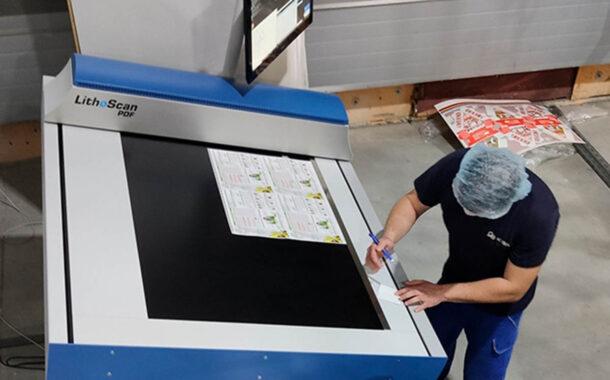 В типографии «Печатня» запущен LithoScan PDF
