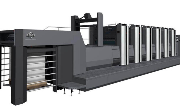 Новый формат от RMGT: новая печатная машина RMGT 970