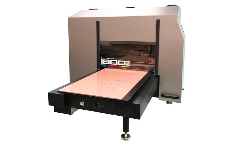 Типография ВШЭ обзавелась УФ-принтером Direct Jet 1800z