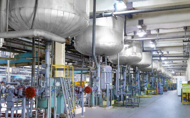 Hubergroup выделяет химическое направление в отдельный дивизион