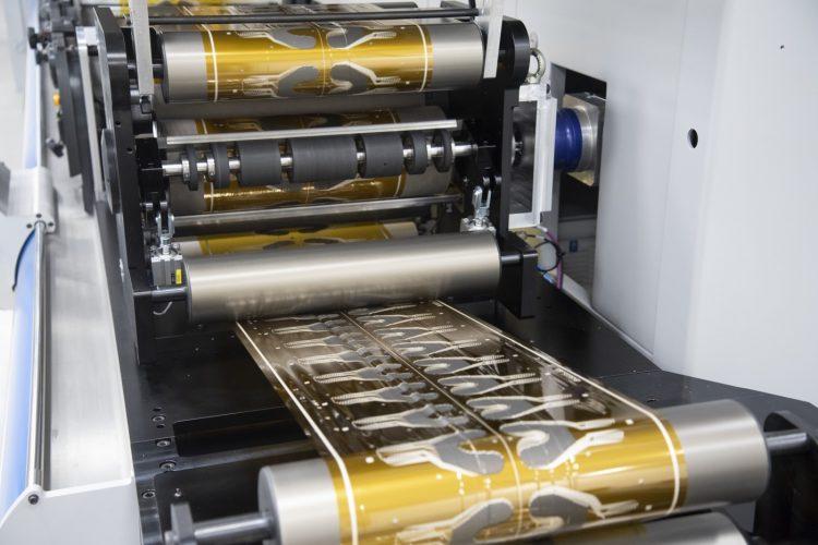 Heidelberg выходит на рынок печатной электроники