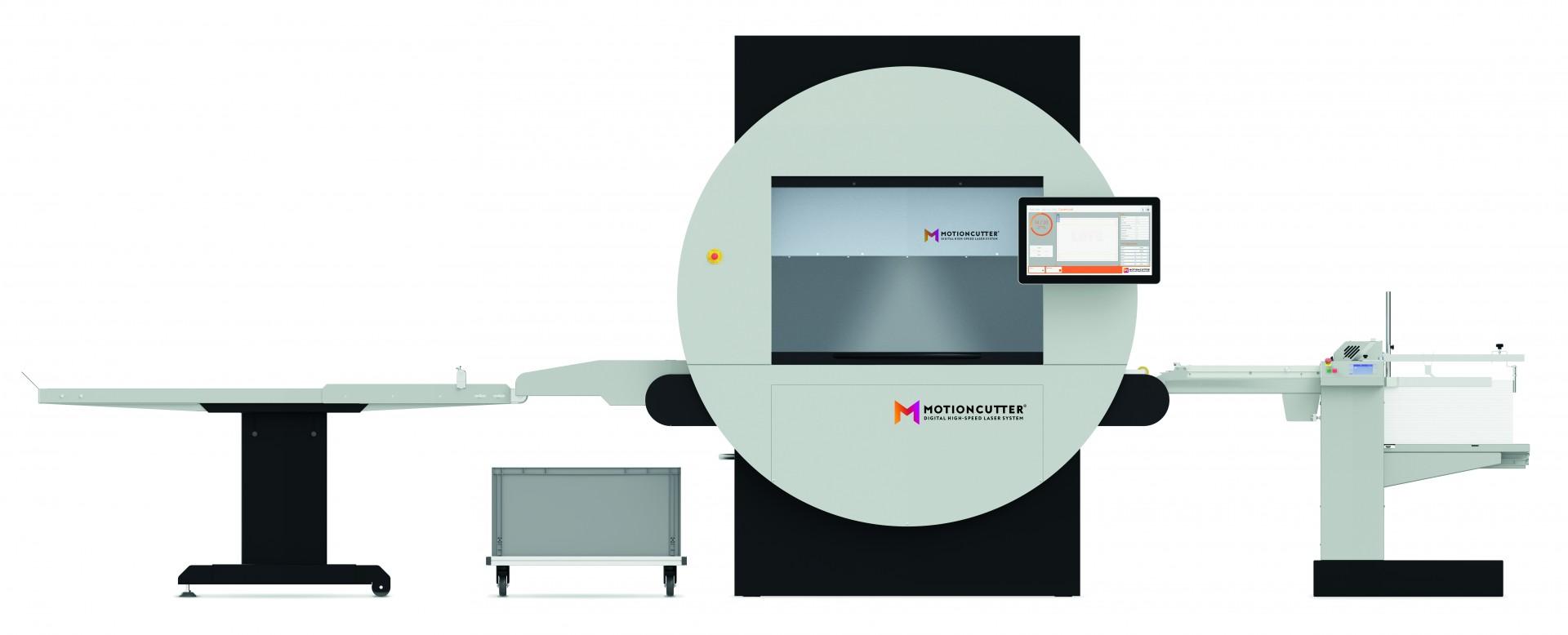 Konica Minolta будет поставлять лазерные резаки MOTIONCUTTER