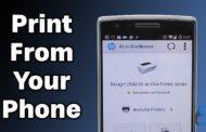 В Android 11 включена функция функция Share-to-Print