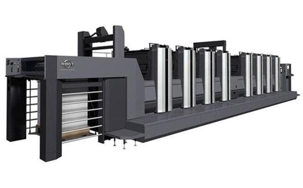 RMGT официально объявила о старте выпуска новых офсетных машин формата 970×630 мм