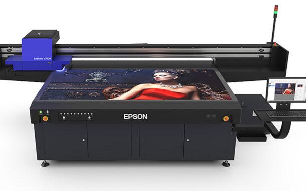 Epson выходит на рынки «латексной» и УФ печати