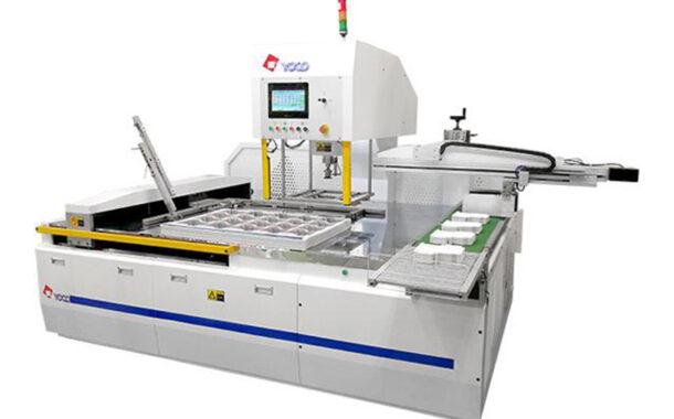 Новая RMGT 760ST-4 и машина для разделения заготовок YOCO SM920 запустят в Луге
