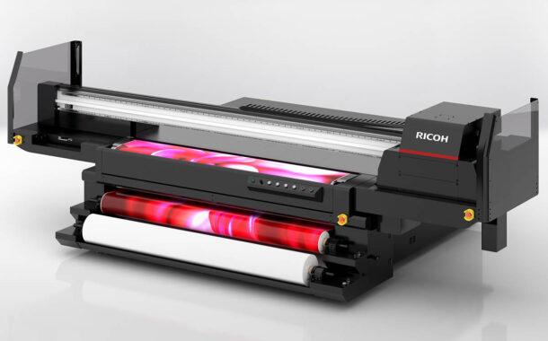 Новый гибридный УФ-принтер от Ricoh