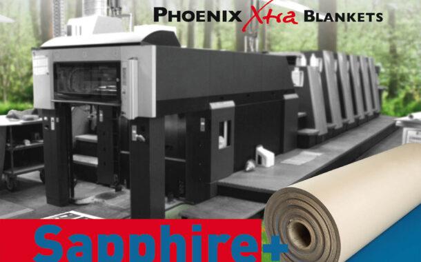 Полотно Sapphire+: новый стандарт качества офсетной печати