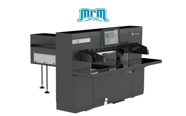 Бумагорезальная машина baumannperfecta 132SE установлена в МГТ
