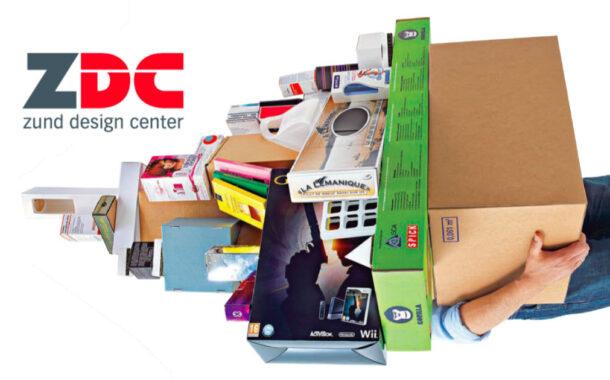 Новая версия ПО Zünd Design Center для визуализации упаковки