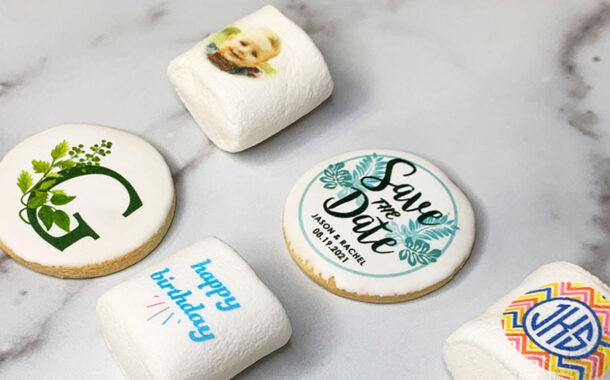 LogoJET: печать на пищевых продуктах с фотокачеством