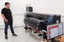 Первая в России цифровая машина MGI JETvarnish 3D ONE в типографии «Сам полиграфист»