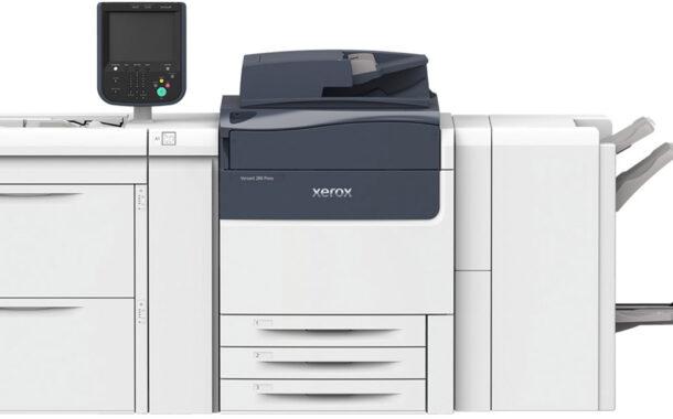 «Графические технологии» рекомендуют новую ЦПМ Xerox Versant 280 Press