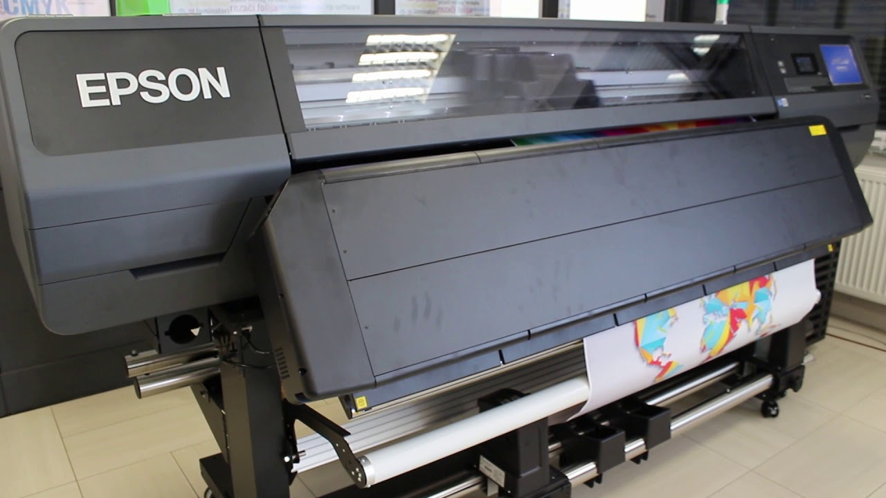 Новинки от Epson на выставке Printech 2021