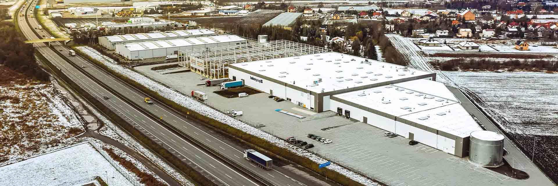 hubergroup становится ближе: компания открыла новый современный завод в Польше