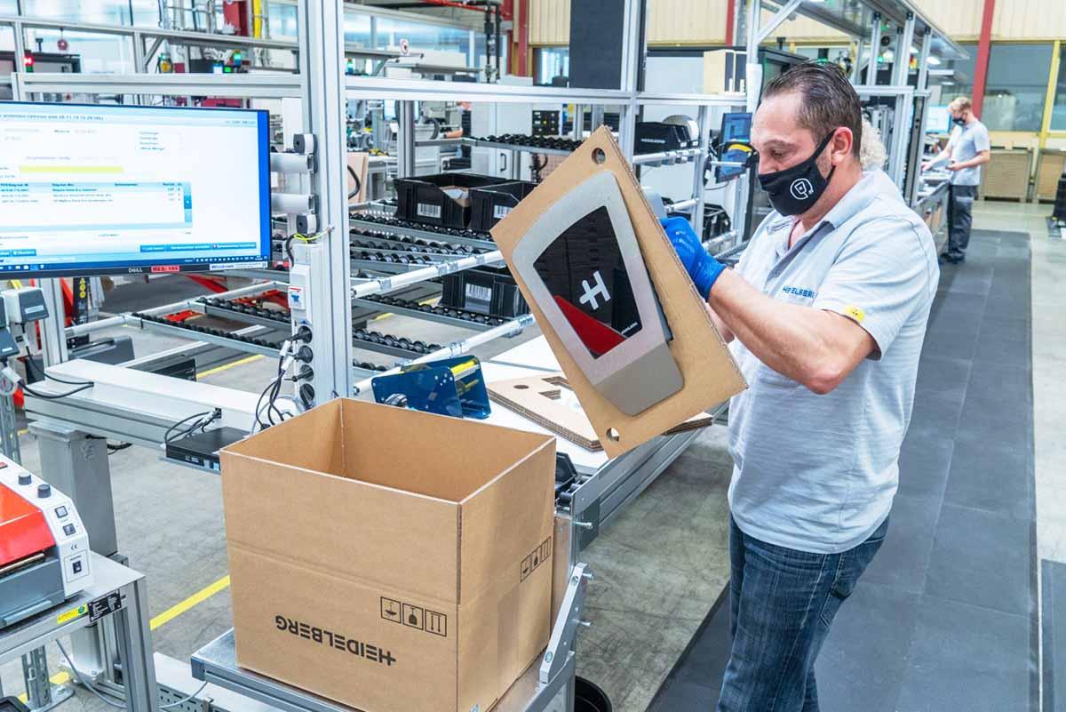 Heidelberg повышает цены на печатные машины