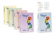 Компания «Берег» объявила о начале продаж цветной бумаги Le Cirque 26 цветов