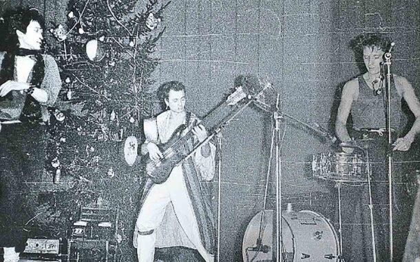 «Ленинградский рок-клуб» в галерее «Борей»