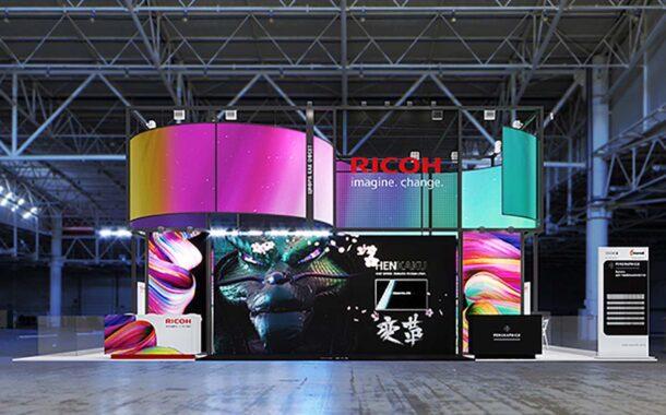 Трёхстороннее партнерство Mondi, Ricoh и «Дубль В» на Printech 2021