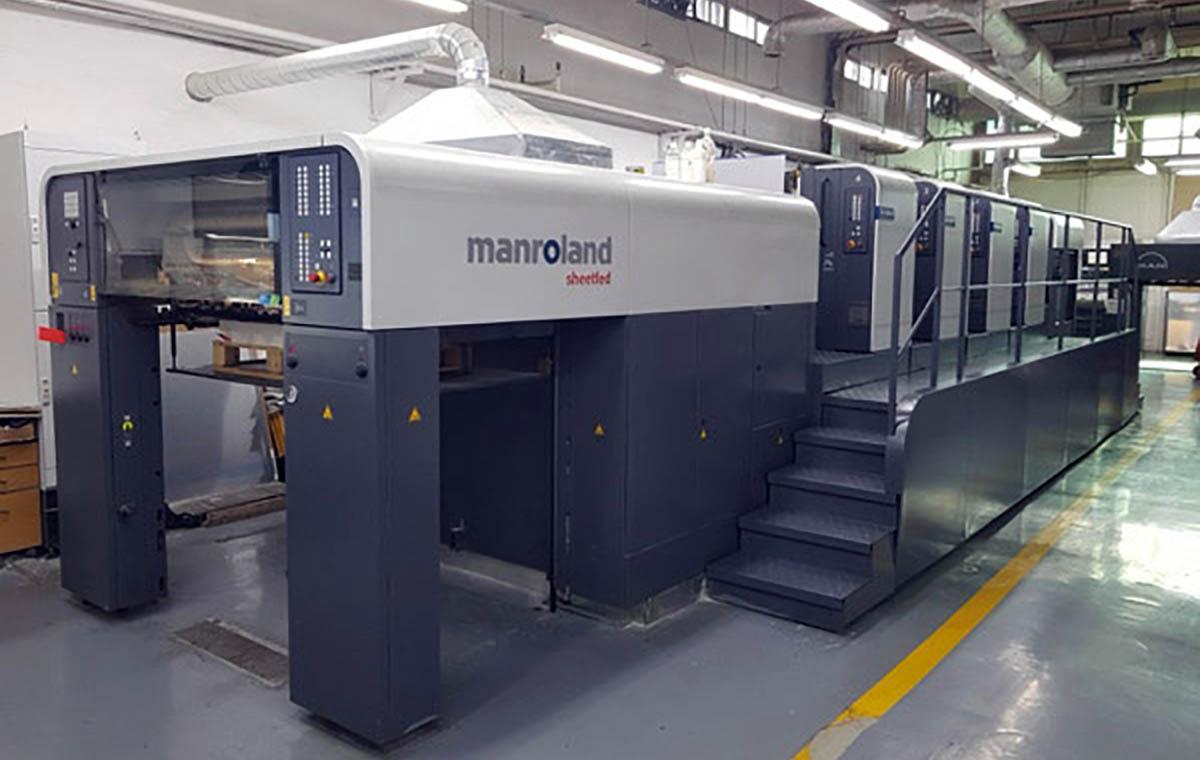 «ВИП-Системы» сообщают о проведении месячника Manroland по технологии широкоформатной печати