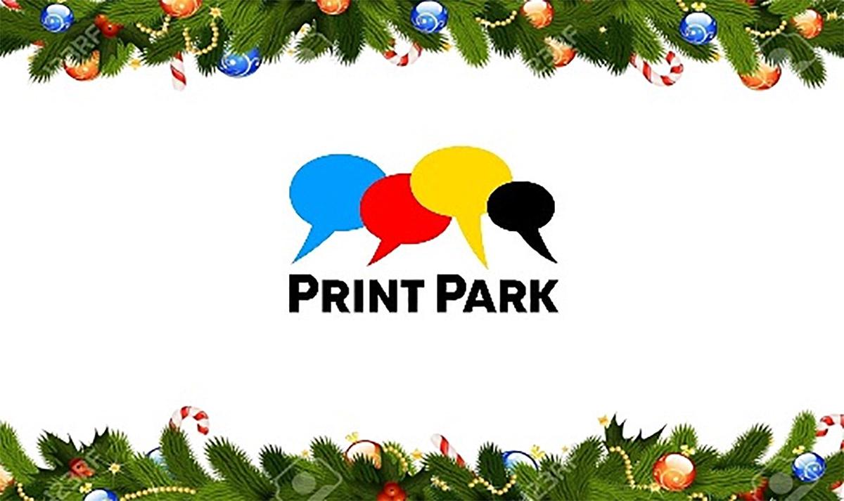 VII Петербургский Print PARK намечен на 14 декабря
