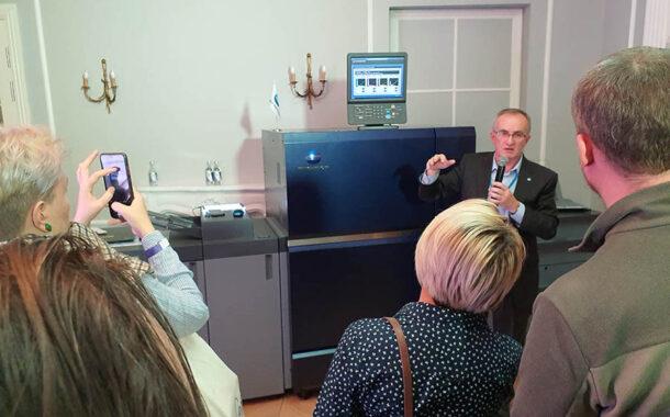 Konica Minolta представила свои решения петербургским полиграфистам